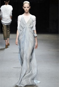 YIGAL AZROUEL S/S 2009 COLLECTION