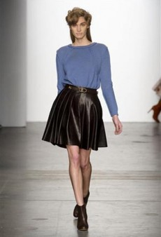 Rachel Comey Fall 2011 Runway Review