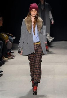 Band of Outsiders Fall 2011 Runway Review