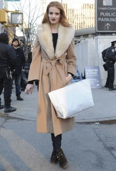 New York Fashion Week Fall 2011 Street Style: Model Edition