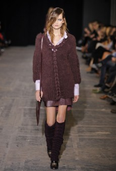 Diesel Black Gold Fall 2011 Runway Review