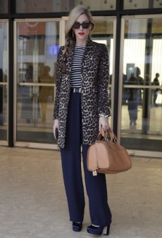 Forum Buzz: Joanna Hillman's Impressive Street Style; Arizona Muse is the Star of NYFW