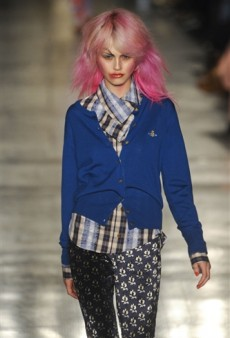 Vivienne Westwood Red Label Fall 2011 Runway Review