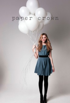 Lauren Conrad Debuts Clothing Line Paper Crown!