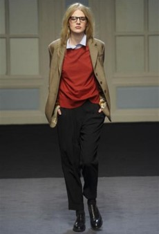 Paul Smith Fall 2011 Runway Review