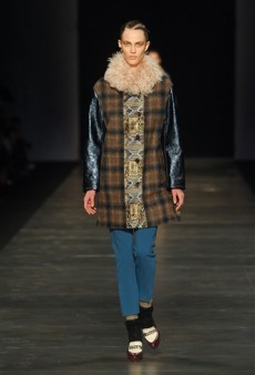 Etro Fall 2011 Runway Review