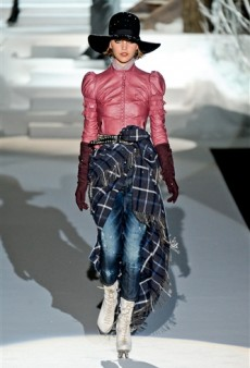 Dsquared2 Fall 2011 Runway Review
