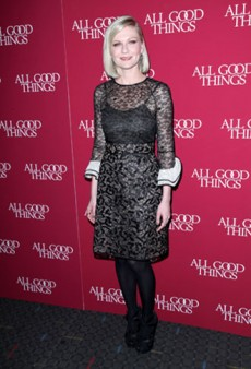 Kirsten Dunst: Staging a Fashionable Comeback