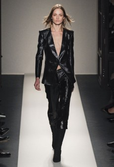 Balmain Fall 2011 Runway Review