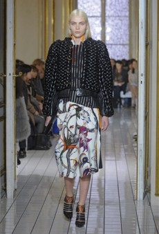 Balenciaga Fall 2011 Runway Review