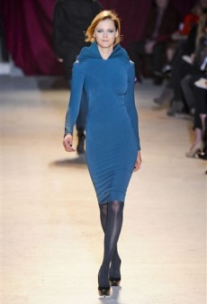 Zac Posen Fall 2011 Runway Review