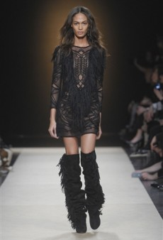 Isabel Marant Fall 2011 Runway Review