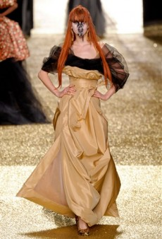Vivienne Westwood Fall 2011 Runway Review