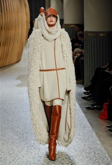 Hermes Fall 2011 Runway Review