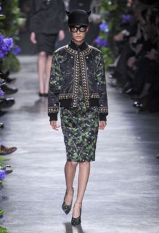 Givenchy Fall 2011 Runway Review