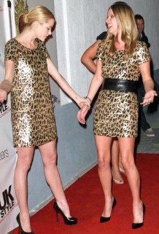 Celebrity-Inspired Leopard Print Dresses