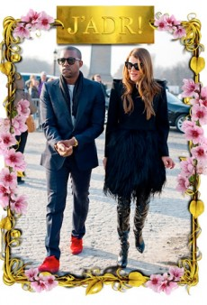 Freaky Friday for BFFs Anna Dello Russo & Kanye West; Robert Pattinson Fears His Fans