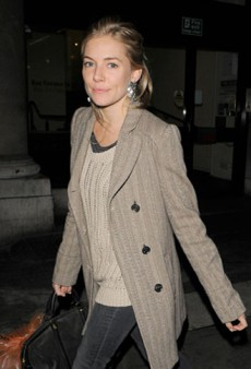 Sienna Miller's Casual Chic Style