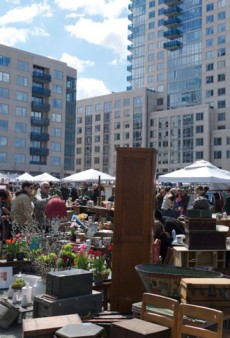 Brooklyn Flea Heads Outdoors for the New Season