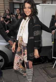 Celebrity Trendspotting: Printed Pants