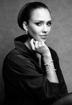 Jessica Alba Poses for Piaget; Kate Winslet Lands St. John