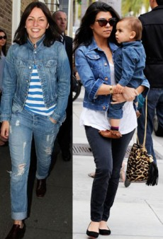 Style Showdown: Double Denim Don'ts and More