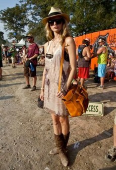 Bonnaroo 2011: Street Style High Notes