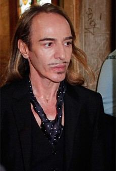 John Galliano Arrives at Court; Leo DiCaprio Trades in Blake Lively for a Victoria's Secret Model