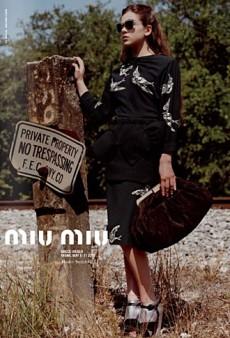 Forum Buzz: Hailee Steinfeld Models Miu Miu; Rick Owens Makes Dresses For Men