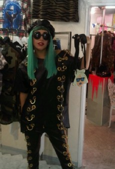 Lady Gaga Finds Herself in Tokyo and Other Celeb Twitpics of the Week