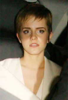 Emma Watson is Scared of LA