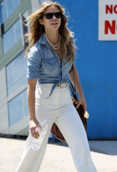 The All-Purpose Denim Shirt as Worn by Sienna Miller, AnnaLynne McCord and Other Celebs