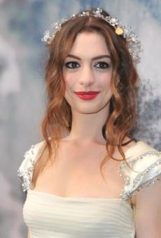 Anne Hathaway: Beauty Look of the Week