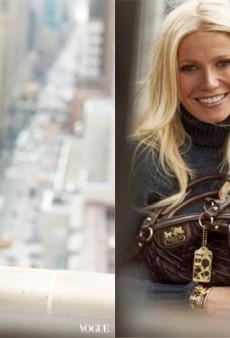 See Gwyneth Paltrow's Ad for Coach