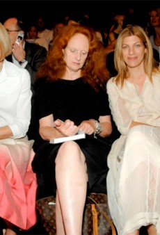 Grace Coddington Sells Her Memoir