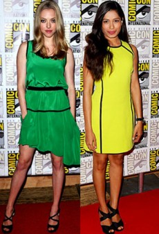 Style Showdown: Comic Con Face-Offs and the Battle of the Blondes