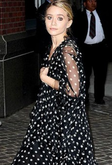 Ashley Olsen is Going Dotty