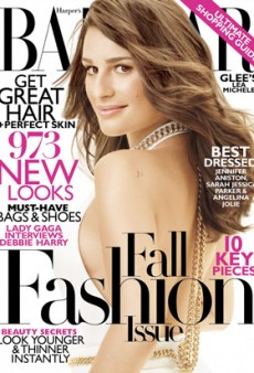 Can Lea Michele Carry a September Issue? (Forum Buzz)