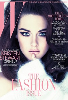W Magazine Reveals Its Overly Photoshopped Kristen Stewart-Covered September Issue (Forum Buzz)