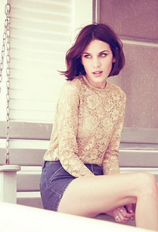 Alexa Chung's Second Madewell Collection [Photos!]