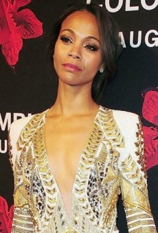 Zoe Saldana: Look of the Day