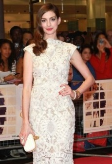 Celebrity Trendspotting: Cap-Sleeve Dresses