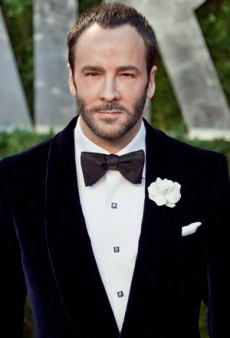 Tom Ford Talks Fashion with The Telegraph