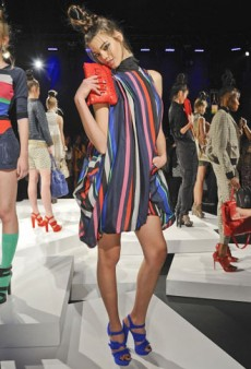 L.A.M.B. Spring 2012 Runway Review