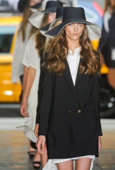 DKNY Spring 2012 Runway Review