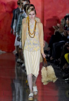 Tory Burch Spring 2012 Runway Review