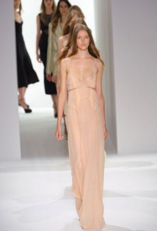 Calvin Klein Spring 2012 Runway Review
