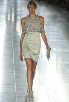 Christopher Kane Spring 2012 Runway Review