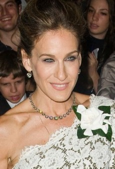 Sarah Jessica Parker: Look of the Day – White Lace Dress