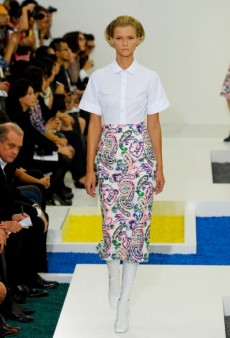 Jil Sander Spring 2012 Runway Review